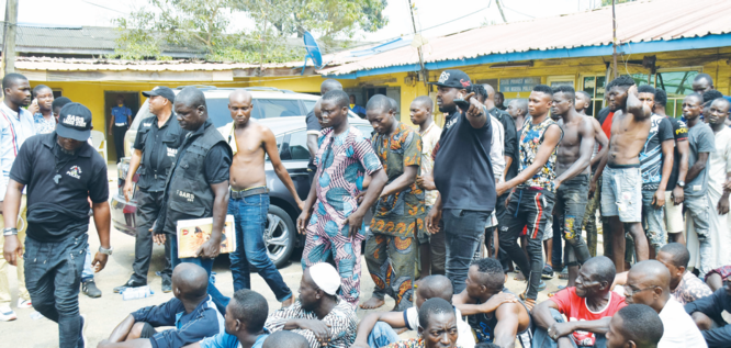 Police arrest accomplices of a Pastor who allegedly pays people N3,000 to fake miracles