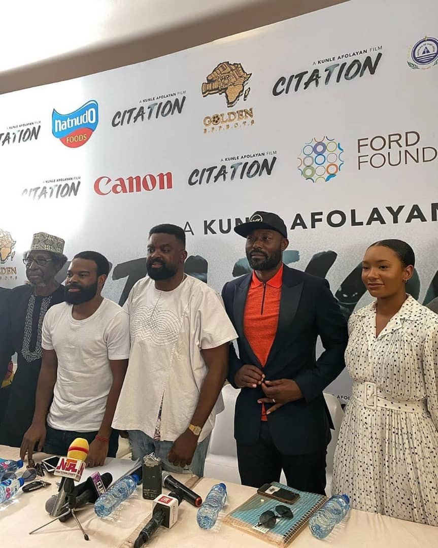 Billionaire businessman, Femi Otedola's daughter, Temi, to star in Kunle Afolayan's New Movie