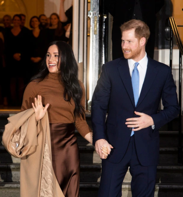 Meghan Markle flies back to Canada where Archie has been with nanny
