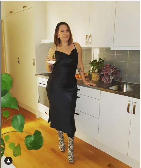 Singer May D celebrates his Swedish wife Carolina Wassmuth on her birthday