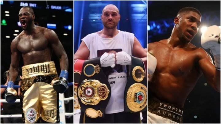 'They are b***hes' – Deontay Wilder blasts Anthony Joshua and Tyson Fury after both boxers agree to team up against him by training together
