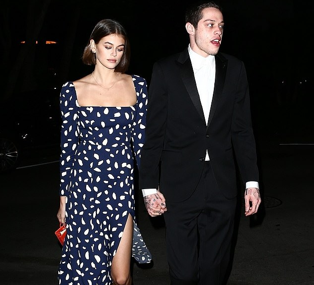 Pete Davidson and Kaia Gerber split after three months of dating