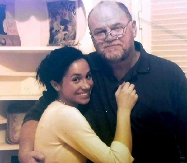 """Harry and Meghan owe me"" Thomas Markle Sr. says as he admits he still makes money off staged snaps even though he knows it broke his daughter's heart"