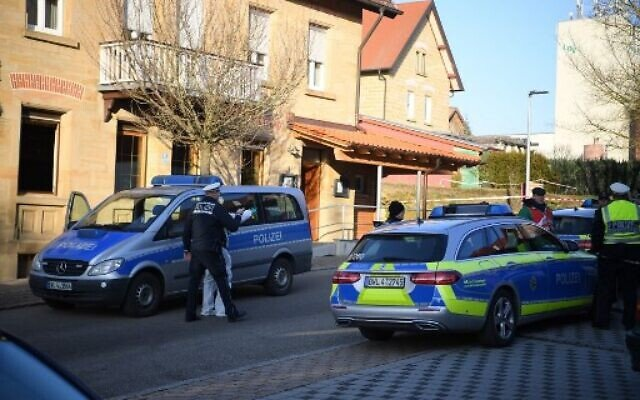6 killed in mass shooting in Germany