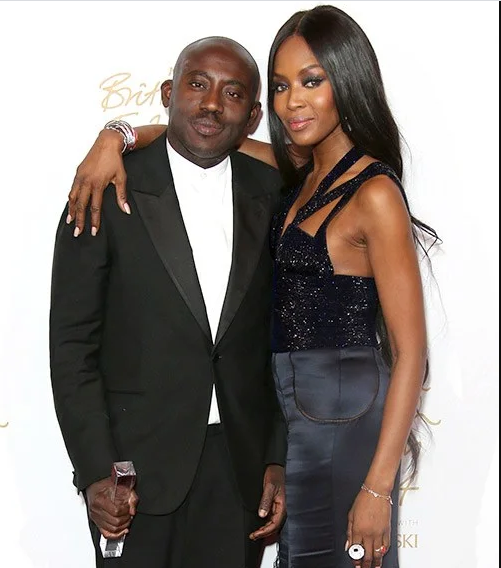 Naomi Campbell and Vogue editor Edward Enninful 'fall out following a series of bust-ups' after being friends for 30 years