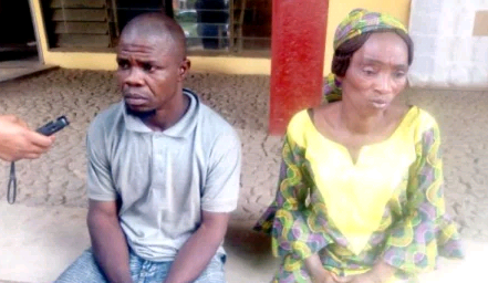 Father ties up his 10-year-old girl daughter to ceiling and set fire to her private part for stealing N3,000 in Ibadan