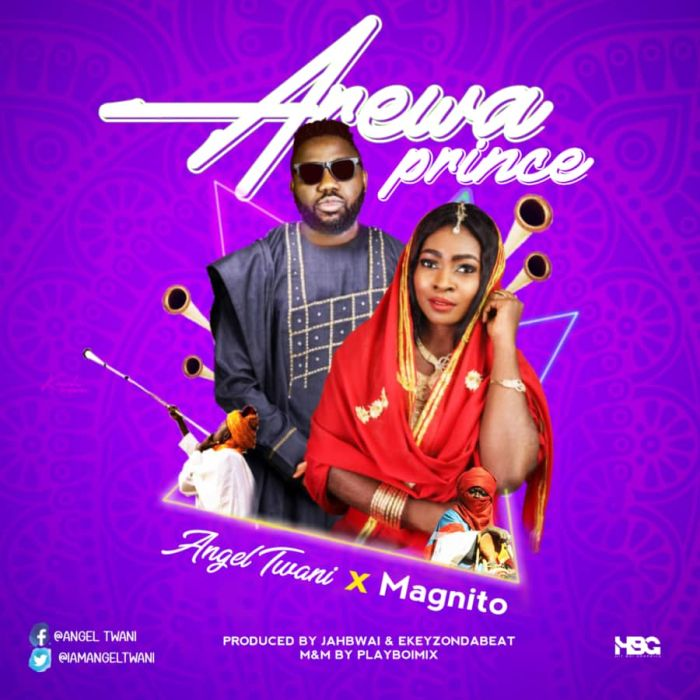 DOWNLOAD: Anny D Ft. Magnito – Chinedu (mp3)