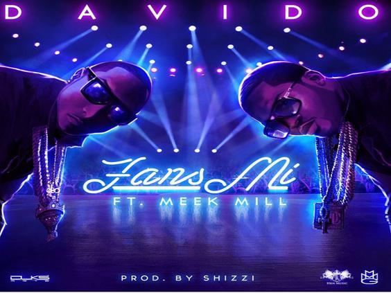 DOWNLOAD: Davido ft. Meek Mill – Fans Mi (mp3)