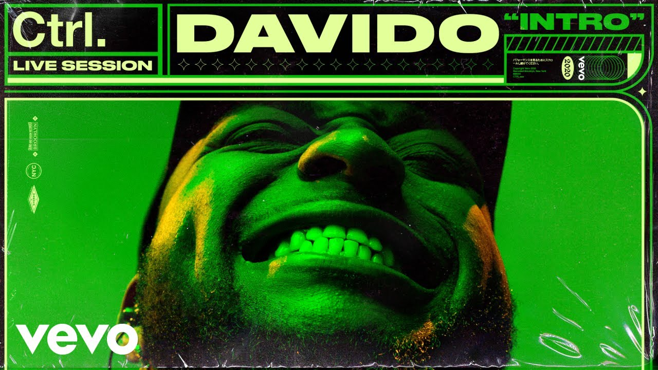 """Davido's """"Fall"""" Becomes Billboard's 4th Best Selling Song In The World"""