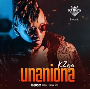 VIDEO: K2ga – Unaniona | mp4 Download