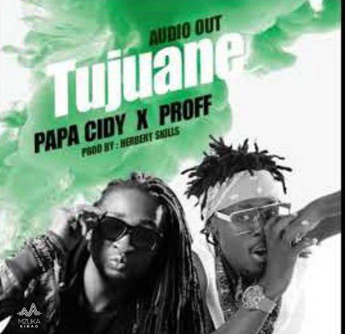 DOWNLOAD: Proff Kenya Ft. Papa Cidy – Tujuane (mp3)
