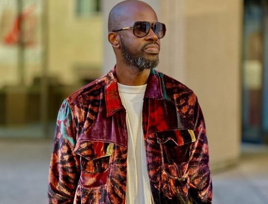 Watch: Black Coffee calls out Sjava to help shine a man's talent