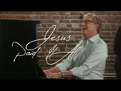 DOWNLOAD: Don Moen – Jesus Paid it All (mp3)