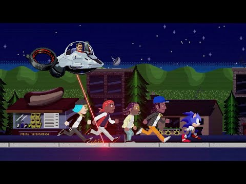 VIDEO: Wiz Khalifa, Ty Dolla Sign, Lil Yachty & Sueco the Child – Speed Me Up (Sonic The Hedgehog) | mp4 Download