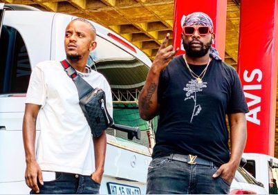 Maphorisa and Kabza De Small have thoughts of doing a Live show at Sun Arena
