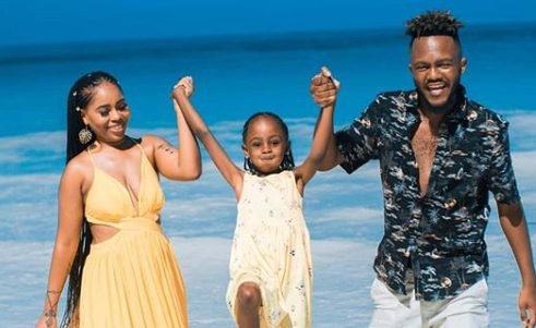 Photos: Kwesta and family get fun drenched in Tanzania