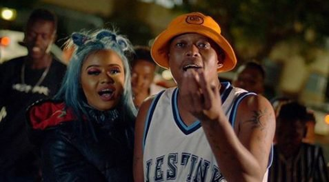 Mampintsha and Babes Wodumo's reality is going live on Moja Love
