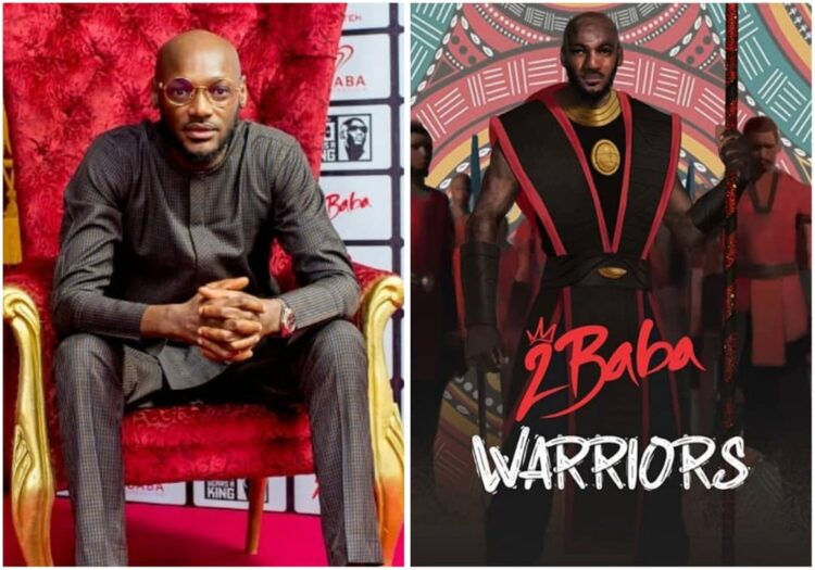 2Face set to drop first album in five years titled 'Warriors' (Photo)