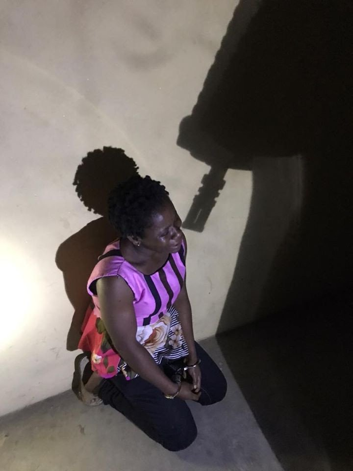 ATM card thief caught in hotel he lodged in with his girlfriend