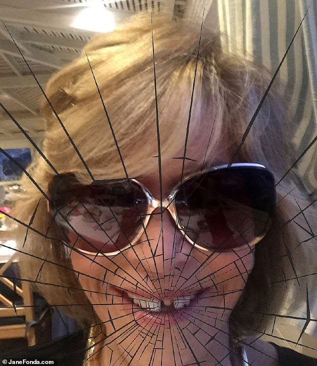 'I'm done with plastic surgery' – Actress, Jane Fonda, 82, announces