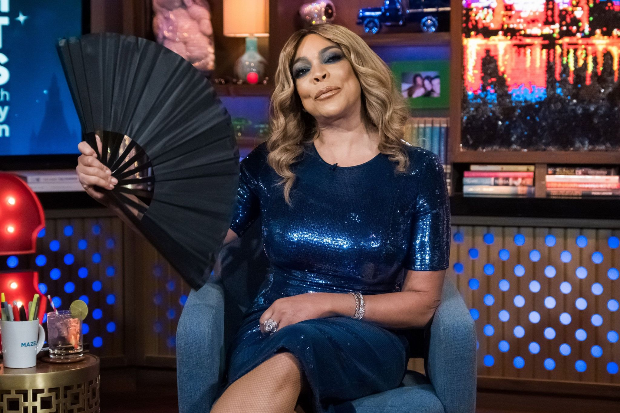 Tearful Wendy Williams apologizes for saying gay men shouldn't wear female clothes