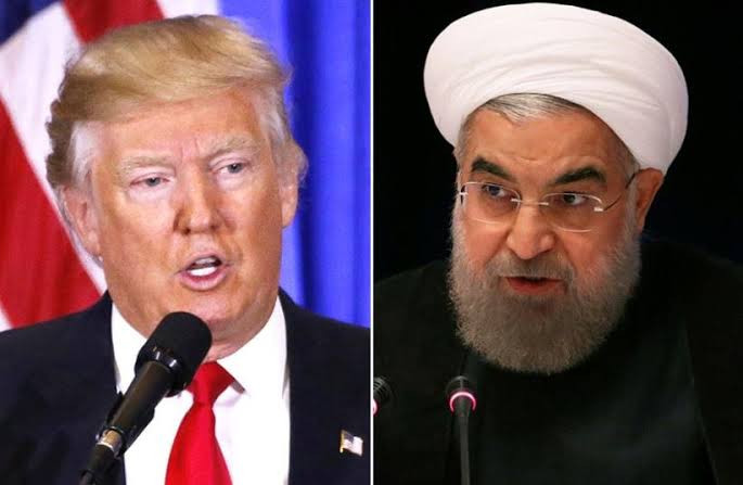 Trump can't go to war with us as it will affect his re-election- Iran's president Rouhani
