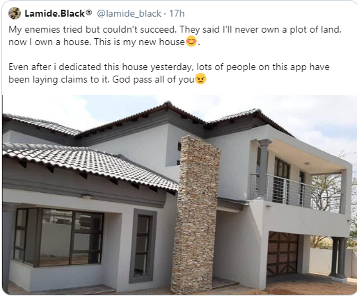 Checkout this house with multiple fake owners on social media