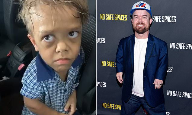 Comedian with dwarfism raises almost $200,000 to send bullied 9-year-old with dwarfism to Disneyland