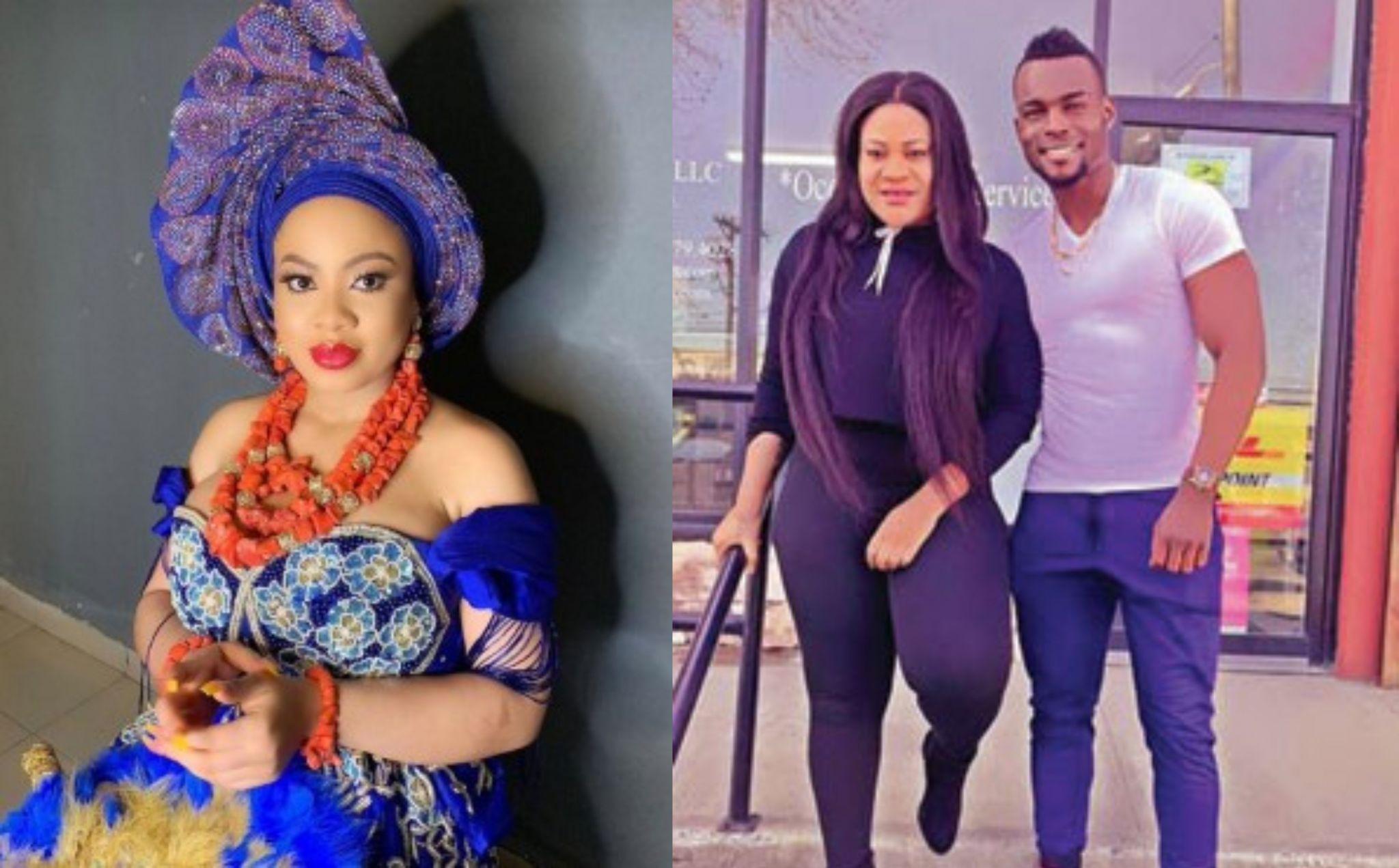 "Any relationship built on social media doesn't last – BBNaija's Nina uses actress Nkechi Blessing Sunday's ""failed relationship"" for advice; NBS reacts"