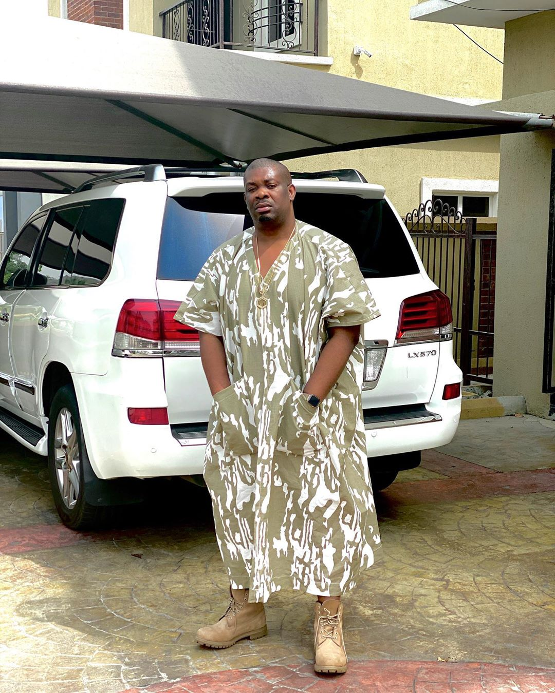 Donjazzy Reveals Who He Is Voting For In 2019 (PHOTOS)