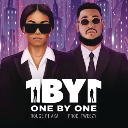 DOWNLOAD: Rouge Ft. AKA – 1By1 (One By One) mp3