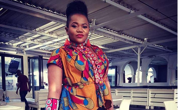 "Busiswa appreciates young boy's ""plastic drums"" talent"
