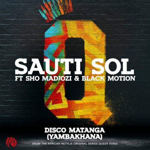 VIDEO + AUDIO   Sauti Sol – Kuliko Jana