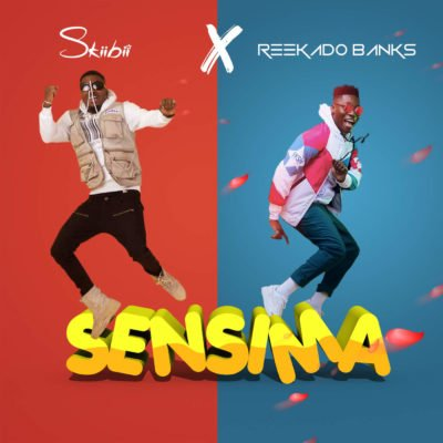 DOWNLOAD: SkiiBii Ft. Reekado Banks – Sensima (mp3)