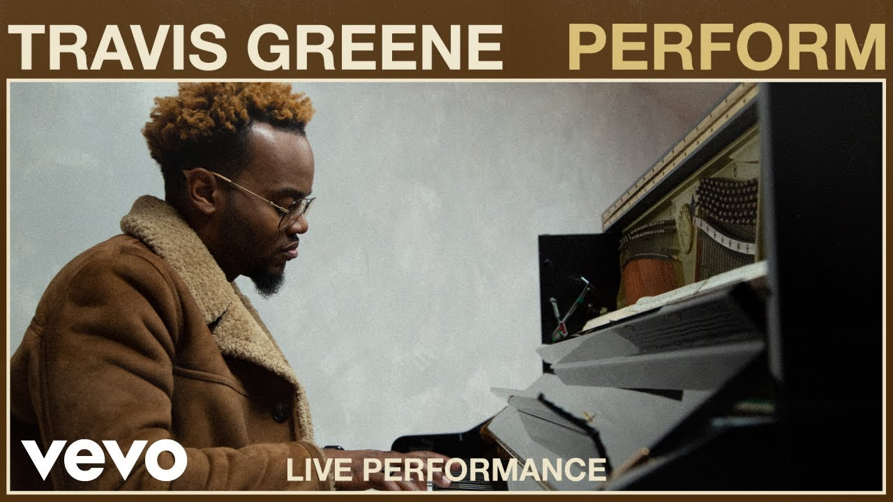 VIDEO: Travis Greene – Perform (Live Performance) | mp4 Download