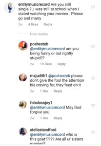 Actress Ebube Nwagbo Fights Dirty With IG Followers Over Late Marriage