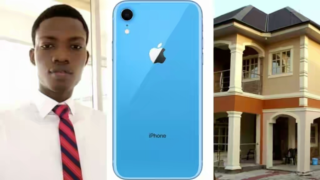 How A Nigerian Guy Used His House Rent To Buy His Girlfriend An iPhone