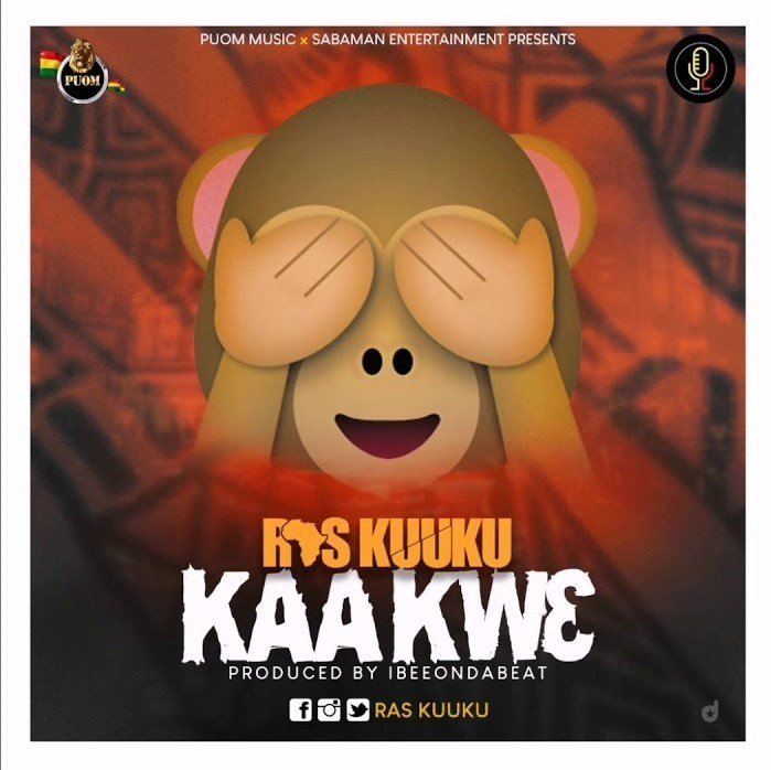 DOWNLOAD: Ras Kuuku ft. RudeBwoy Ranking – Eye Red People (mp3)
