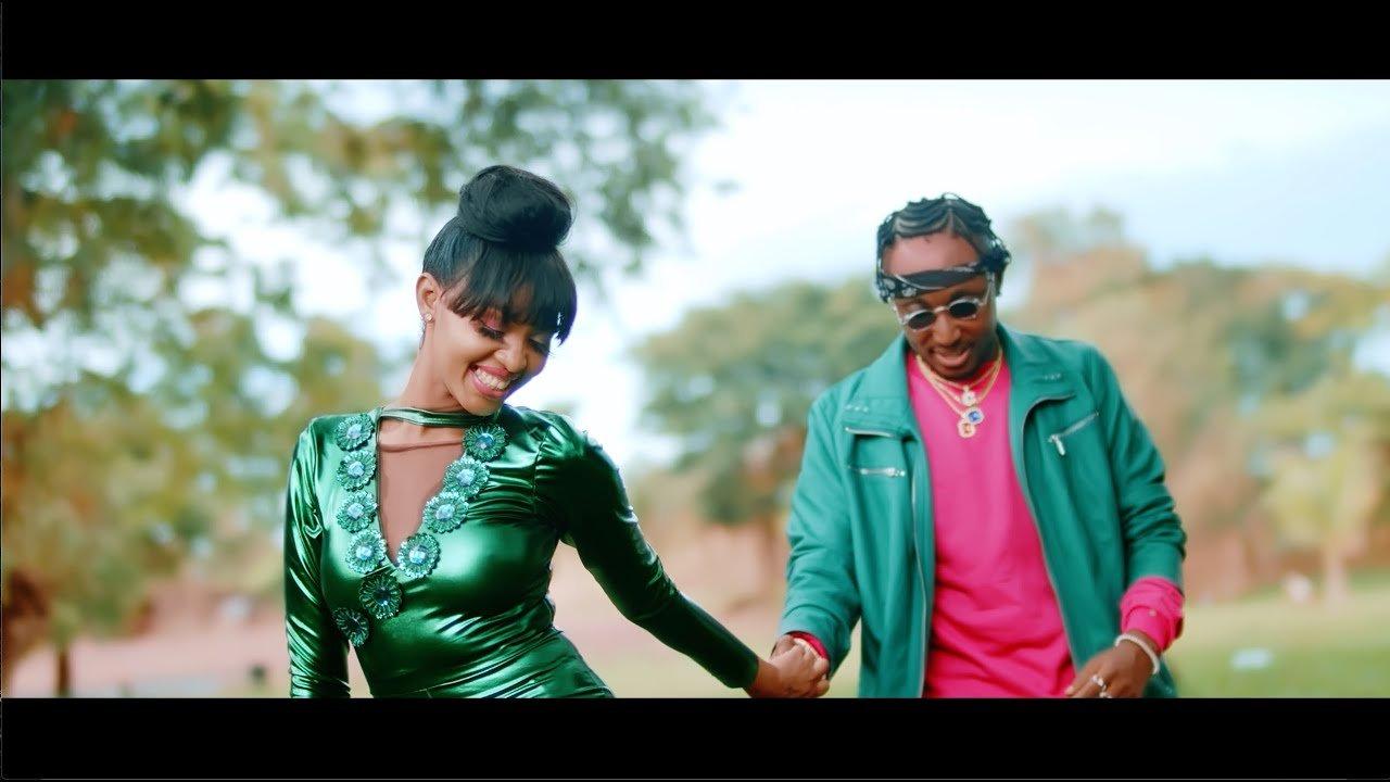 DOWNLOAD: Spice Diana Ft. Chozen Blood – Muntu Wange (mp3)