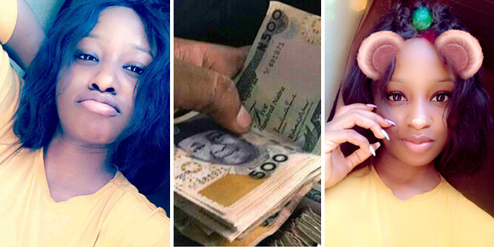 You don't deserve opening our pant if you don't have N500,000 – Nigerian Lady says