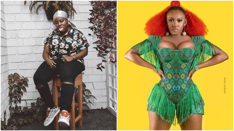 Niniola Excited As American Rapper; Drake Follows Her On Instagram