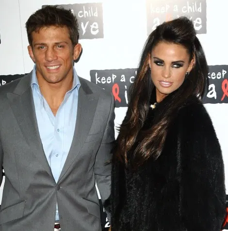 Katie Price ordered to pay ex-husband Alex Reid £25,000 in damages after he sued her for 'misuse of private information'