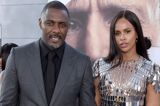 Idris Elba's wife, Sabrina tests positive for coronavirus