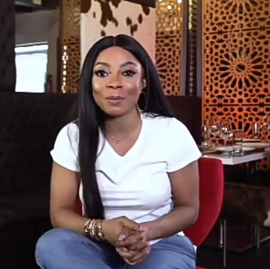 Every female should have a vibrator in 2020 – Toke Makinwa says as she advises on types of sex toys women should have (+18 video)