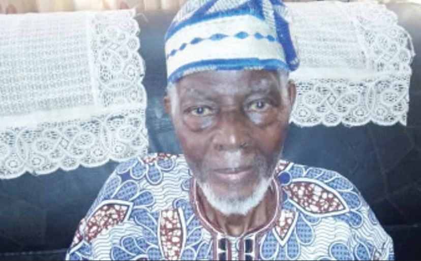 No Lady Could Resist Me As A Young Man – 96 Year Old Retired Headmaster Speaks