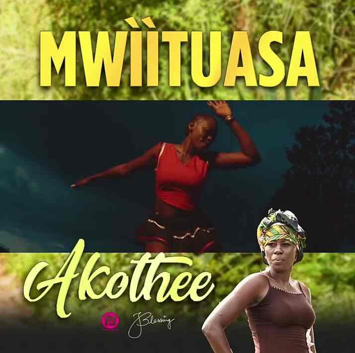 DOWNLOAD: Akothee – Mwììtuasa (mp3)