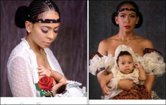 I'm Not Afraid Of Losing My Shape To Breastfeeding – Tboss