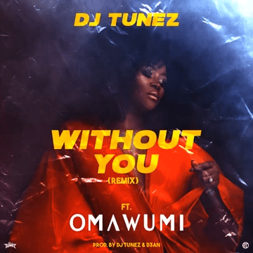 DOWNLOAD: DJ Tunez Ft. Omawumi – Without You (Remix) mp3