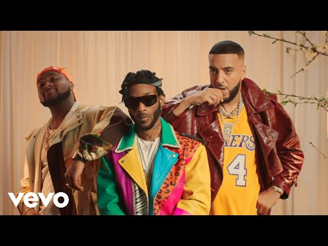 VIDEO: Angel Ft. French Montana, Davido – Blessings (Remix) | mp4 Download