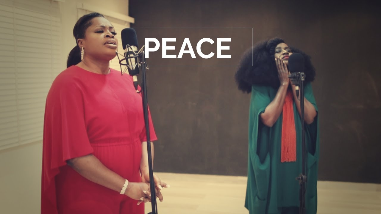 VIDEO: Sinach, TY Bello & George – Peace | mp4 Download